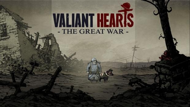 Valiant Hearts Poster